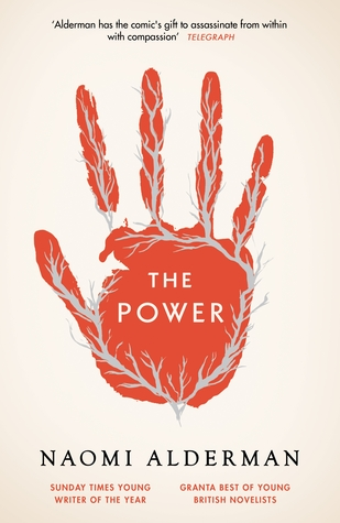 Cover of The Power (Naomi Alderman, 2017)
